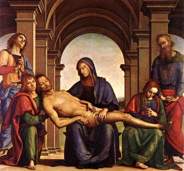 Pieta 1494 5